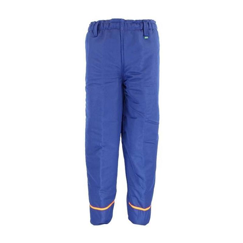 Calça Anticorte Motosserrista Azul