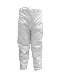 Calça Térmica para Câmara Fria e Baixa Temperatura Branca