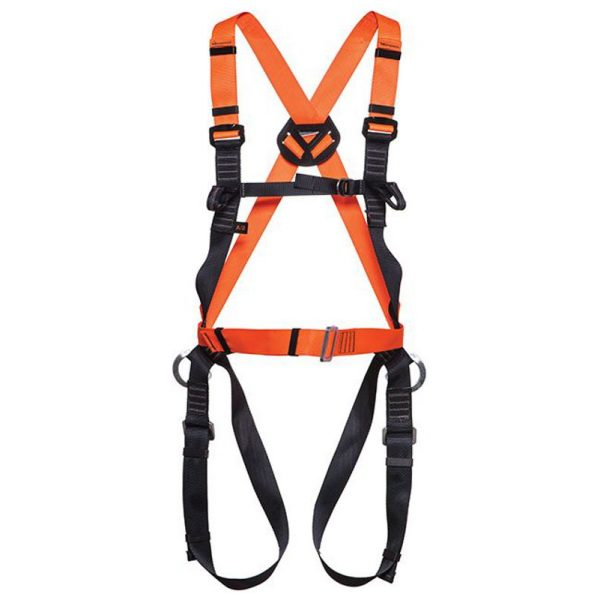 Cinturão Paraquedista 3 meia-argolas MG Cinto 2009A