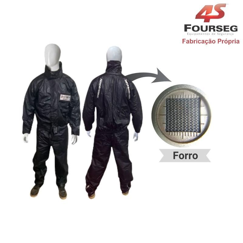 Conjunto PVC Motoqueiro Norfol FOURSEG