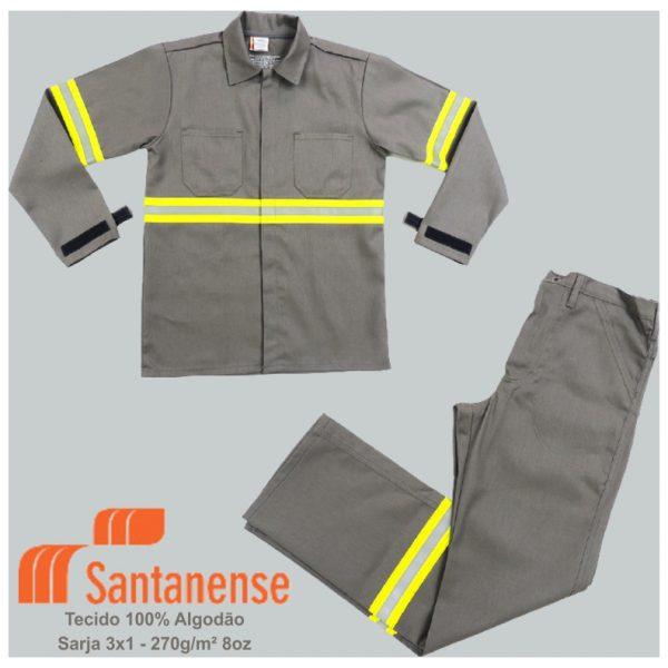 Conjunto Uniforme Santanense FOURSEG