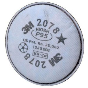 Filtro para Particulados 2078