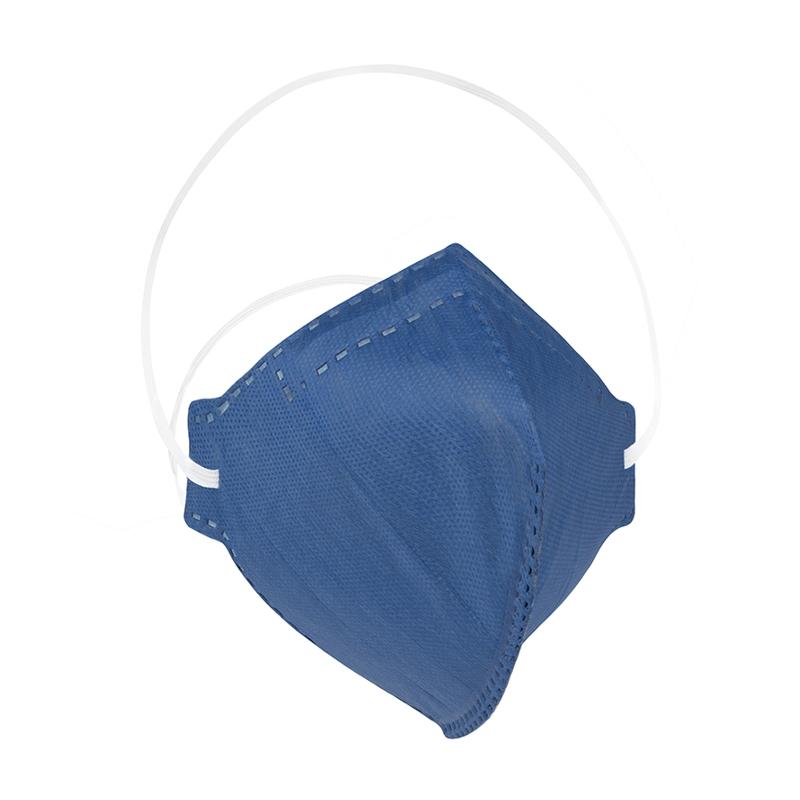 Máscara Descartável PFF2 (S) sem Válvula com Carvão Ativo