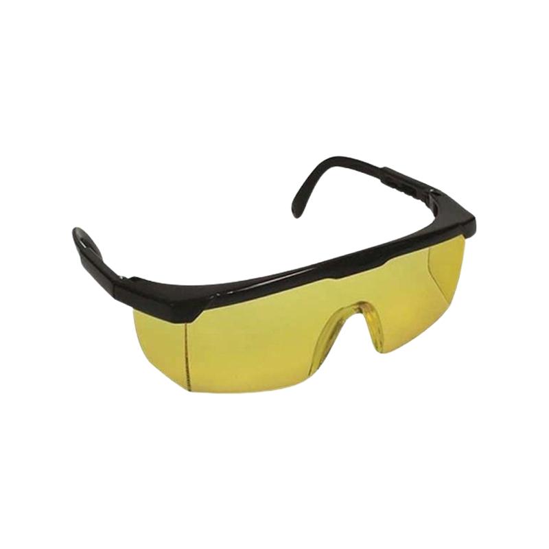Óculos de Segurança RJ Âmbar POLI-FER