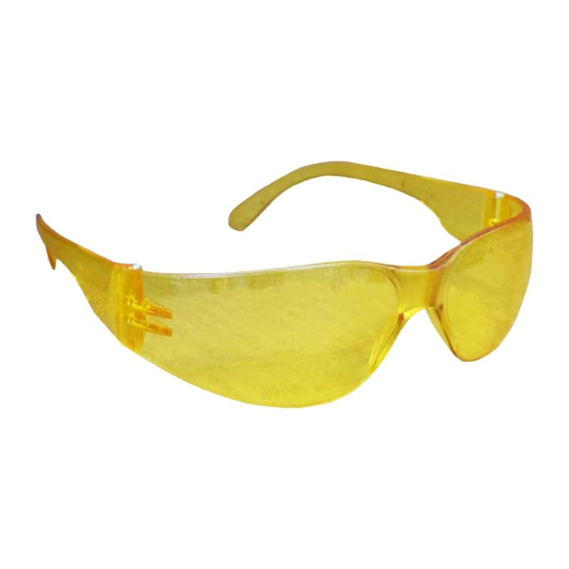 Óculos de Segurança Wave Âmbar POLI-FER