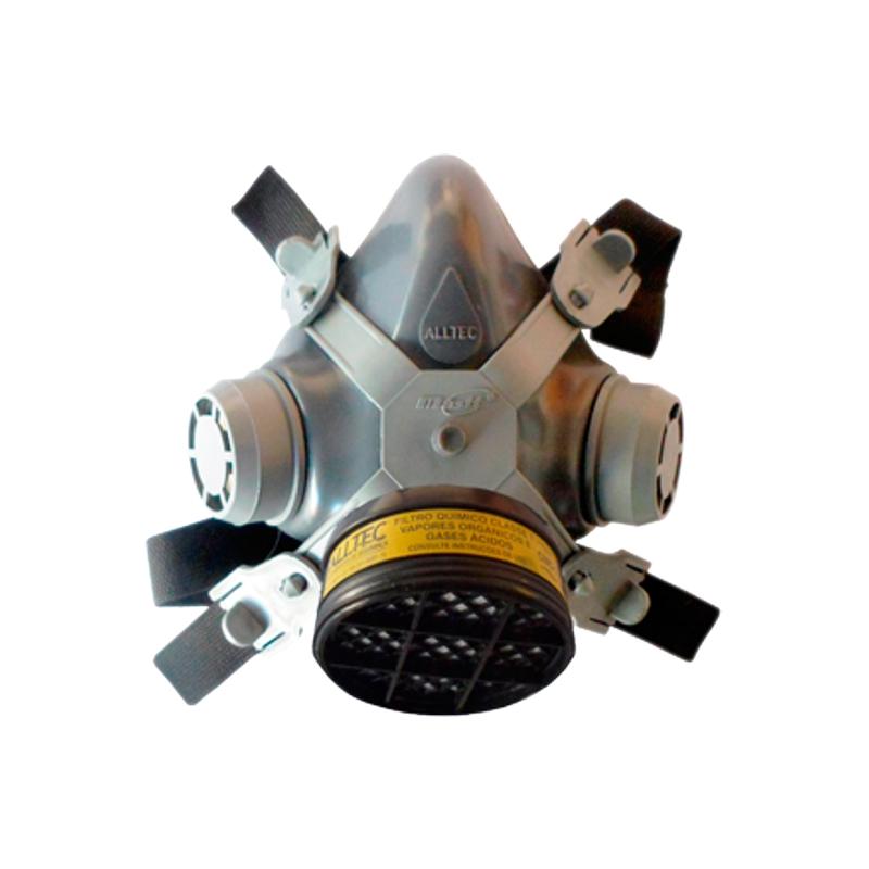 Respirador 1/4 Facial Mestt 2001 VO GA ALLTEC