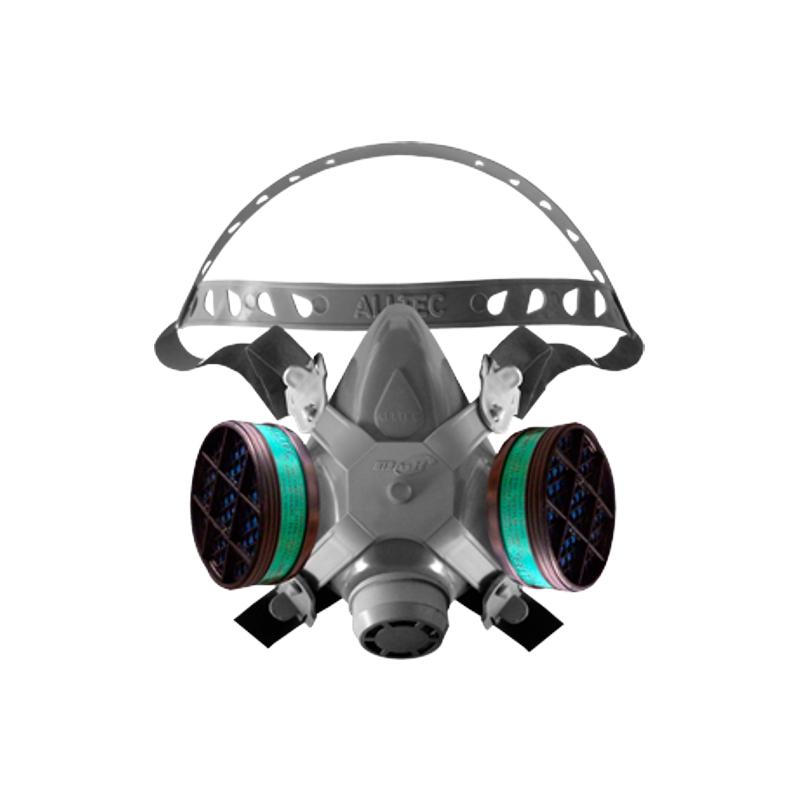 Respirador 1/4 Facial Mastt 2002 ALLTEC