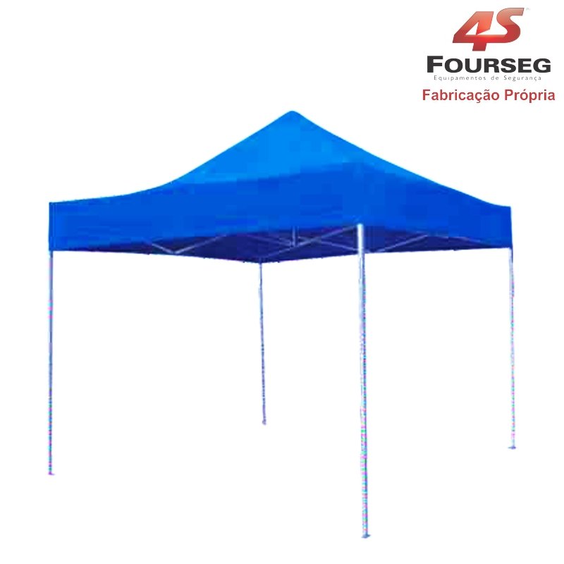 Tenda Retrátil Forro PVC FOURSEG