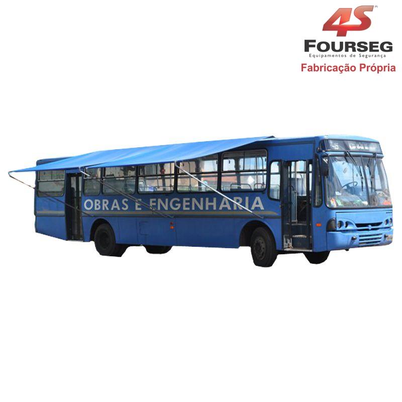 Toldo para Ônibus FOURSEG